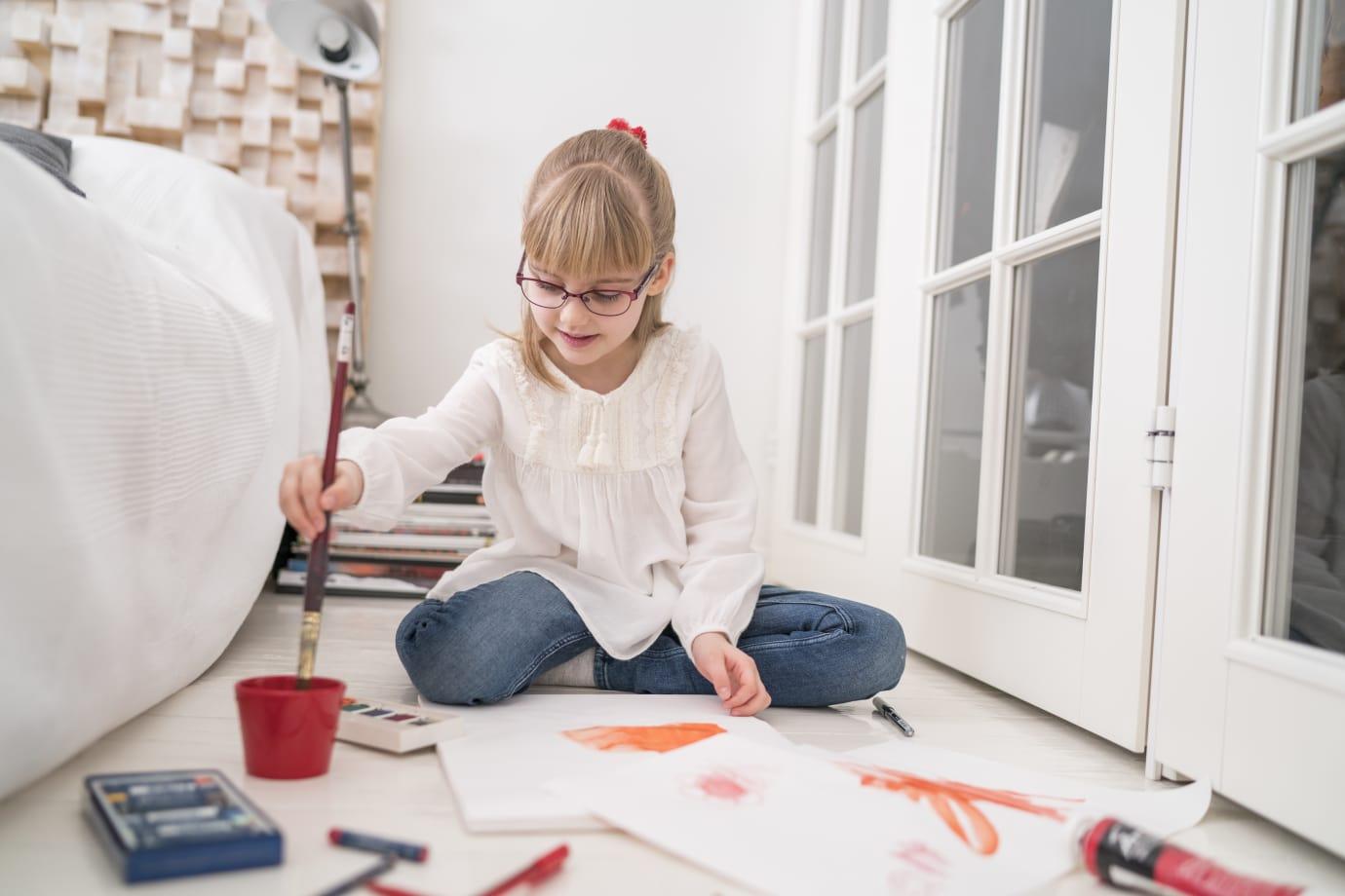 Lasten likinäköisyys ja myopisoituminen