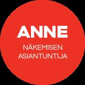 Anne, näkemisen asiantuntija