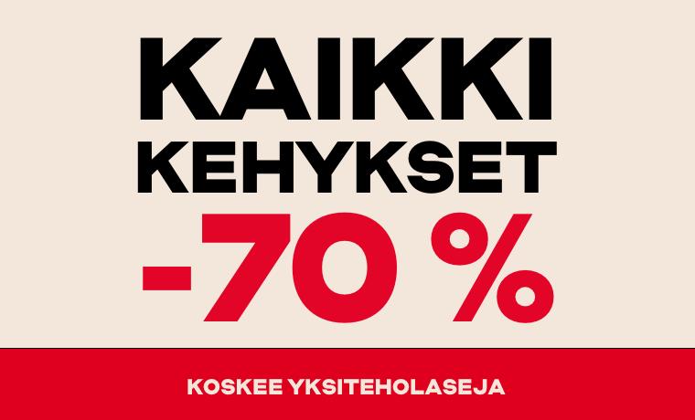 Kaikki kehykset -70 %