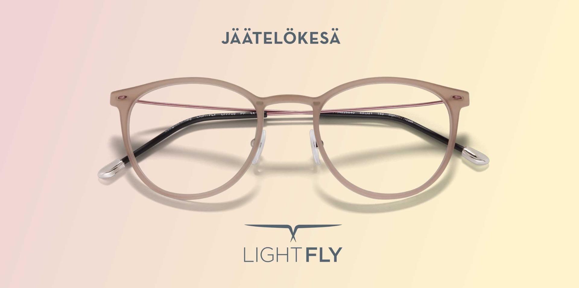 Jäätelökesä Lightfly