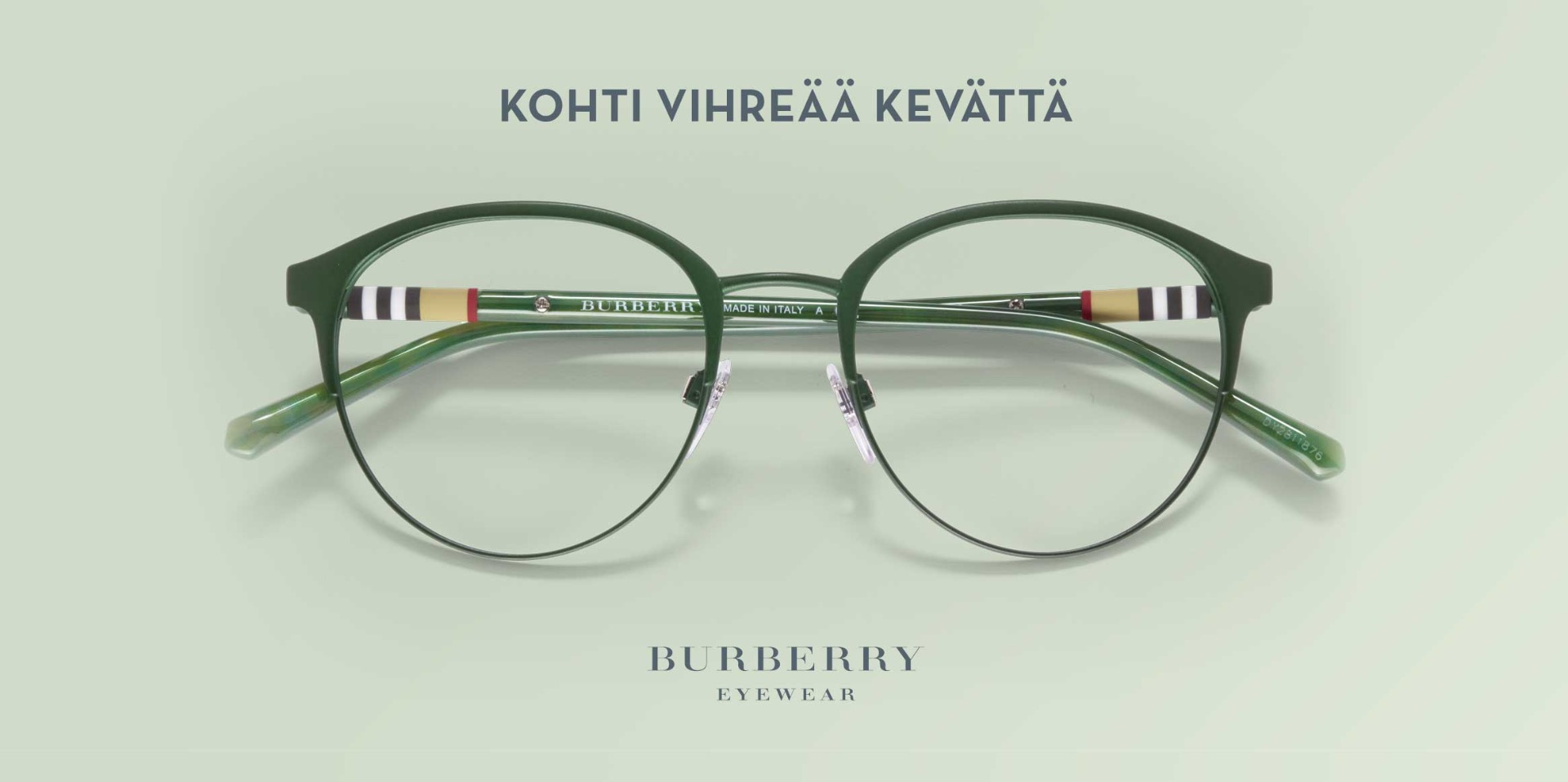 Burberry silmälasit