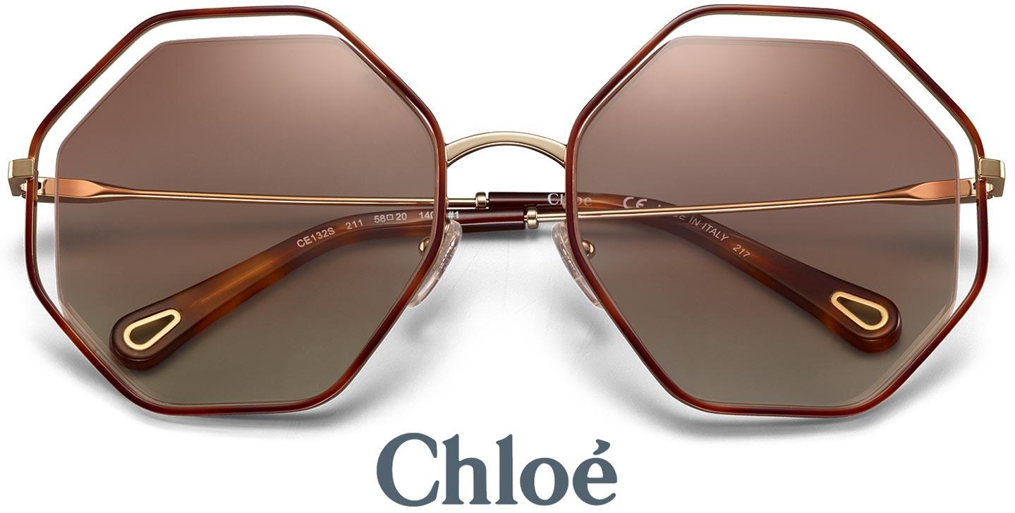 Chloe aurinkolasit 2018