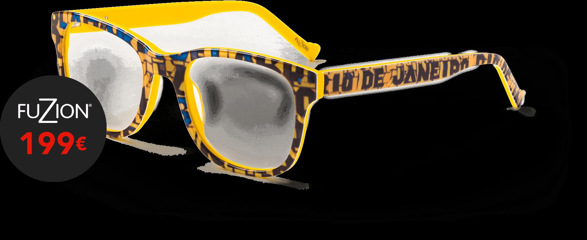 Fuzion -silmälastlasit