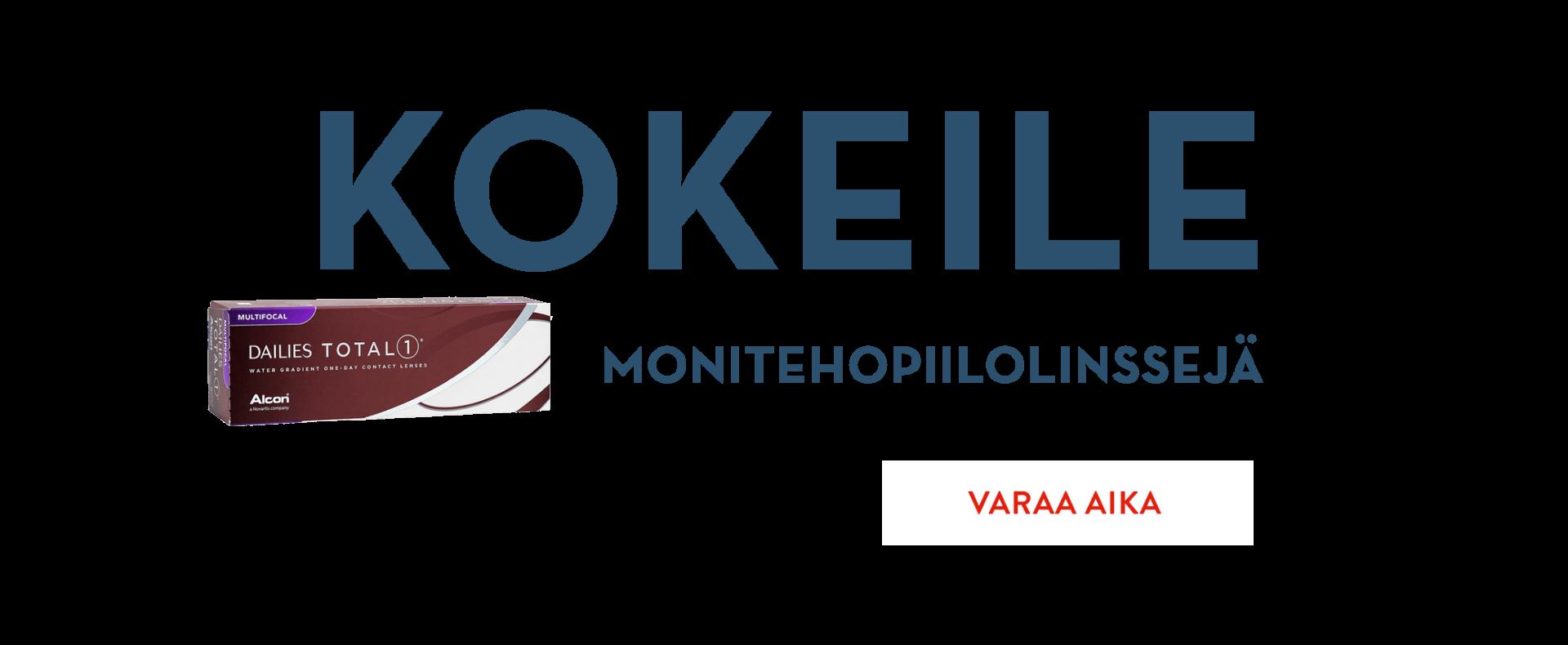 Monitehopiilolinssit