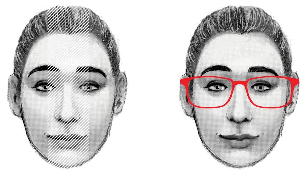 nainen päällä asento hiusmallit pyöreät kasvot