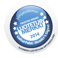 Instrumentarium jälleen Suomen luotetuin optikkoliike - Instrumentarium 56efc2023e
