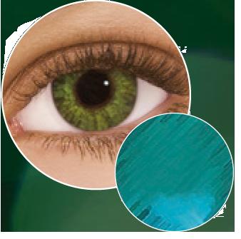 Nämä värilliset piilolinssit voisivat sopia sinulle